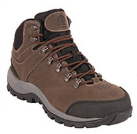 KING'S Steel Toe Safety Footwear - Industrial Hiker Mid-Height - KEXT06