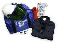 NSA ArcGuard® 12 Cal UltraSoft® Arc Flash Coverall Kit - HRC 2