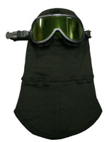 NSA 45 Cal Carbon Arc-Rated Knit Hood with Goggle - HRC 4