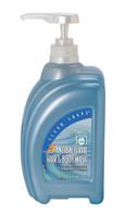 3 in 1 Antibacterial Hair & Body Wash
