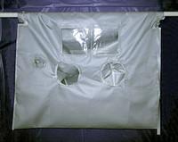 High Temperature Vertical Glove Bag 700°F V24 w/ 2 Glove Sets