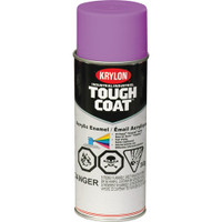 Tough Coat® OSHA Purple 12 oz. Acrylic Alkyd Enamel Aerosols