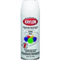 Industrial Paint-All™ Gloss White Finish 16 oz. Enamel Paints