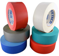 "Polyken 757 - 2"" Silver Multi-Purpose Poly Tape"