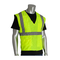 PIP EZ-Cool Hi-Vis FLASH Evaporative Cooling Vest - 390-EZ202
