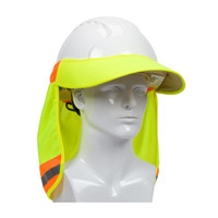 EZ-Cool® Hi-Vis Hard Hat Visor and Neck Shade 396-800