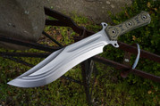 The Busse Combat Trough Raider, Competition Finish