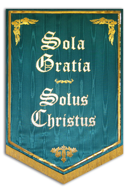 Sola Church Banner