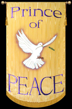 Prince of Peace - Gold
