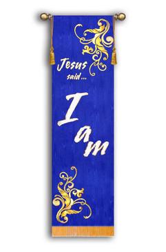 Jesus said - I am