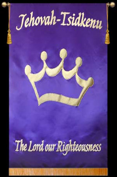 Jehovah Tsidkenu - The Lord our Righteousness