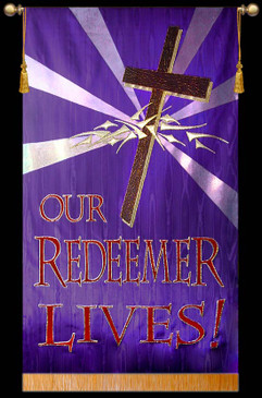 Our Redeemer Lives Cross - Crown