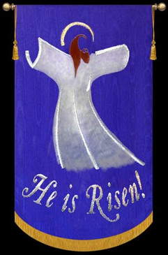 He is Risen - Christ