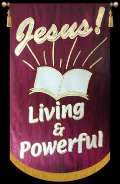 Jesus Living and Powerful