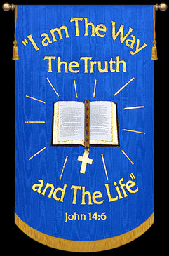 I am The Way The Truth The Life - John 14:6 - with Rays