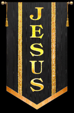 JESUS - Black