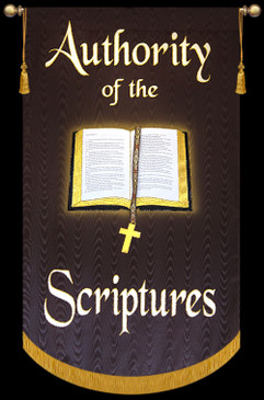 Authority of the Scriptures