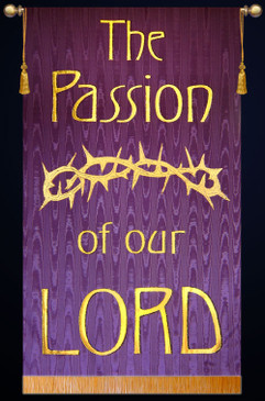 The Passion of our Lord - Amethyst