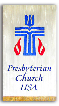 Presbyterian Church USA banner
