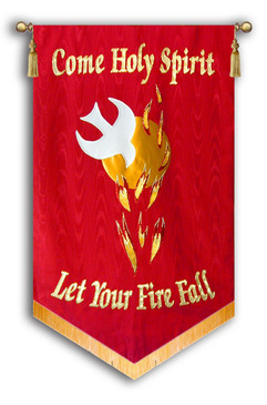 Come Holy Spirit Let Your Fire Fall