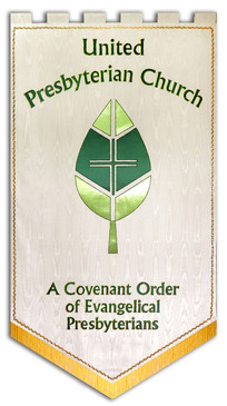 SALE BANNER - United-Presbyterian-Church ECO - 7' x 48""