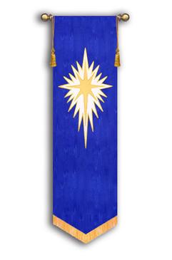 Symbol - Star - Slim Praise-Banner