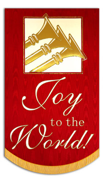 Joy to the World - with trumpets