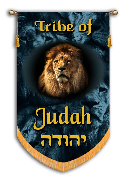 Image result for The Flag of the Tribe of Judah