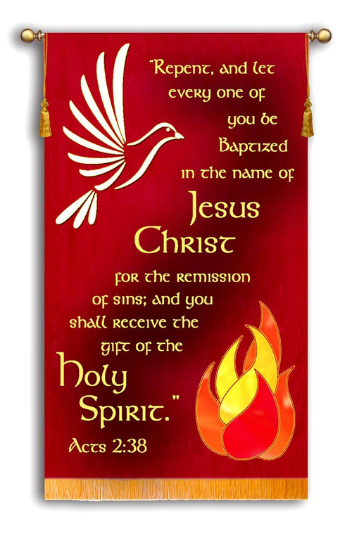 Pentecost 2017 Acts 238  Christian Banners For Praise. Placard Sign. Friend Forever Stickers. Nitto Lettering. Small Dragon Stickers. Aice Logo. Roman Catholicism Murals. Shinobi Life Decals. Owl Decals