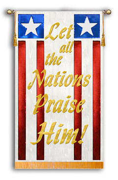Let all the Nations Praise Him!