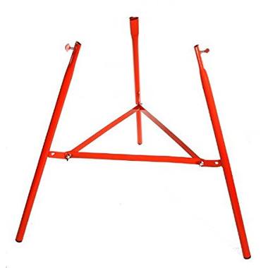 Garcima Red Reinforced Tripod Stand for Paella Burner