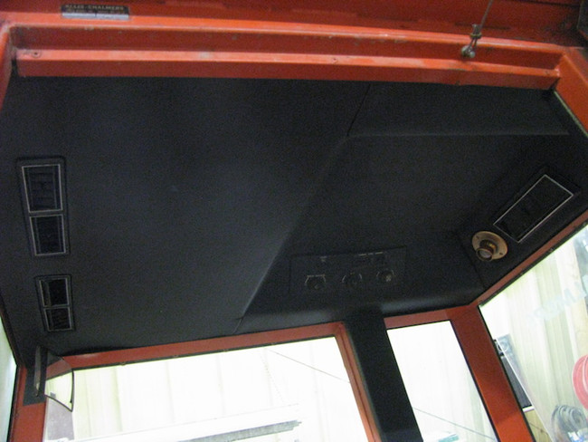 Newly Installed Allis Chalmers 6000 Series Headliner