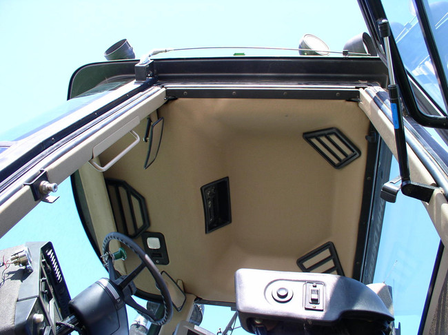 Headliner for John Deere 60 Series 4WD