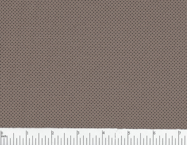 Sailcloth Tan 18% open perforated vinyl