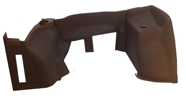 John Deere 8030 RH Lower Kit (LH Fender, Rear Panel, RH Console) - Also fits 8130, 8230, 8330, 8430, 8530, 8230T,8330T, 8430T (shown with console bezel)
