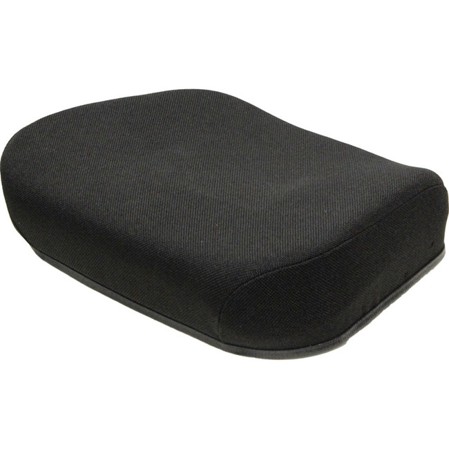 John Deere Seat Cushion Assembly - Black or Brown