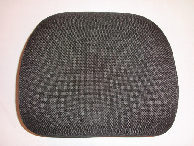 Black John Deere Seat Back Assembly