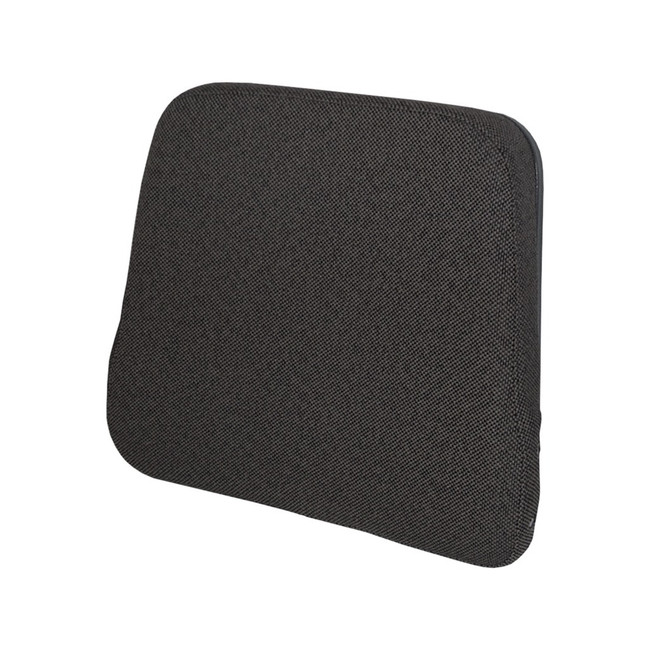 Black Fabric Seat Back Assembly
