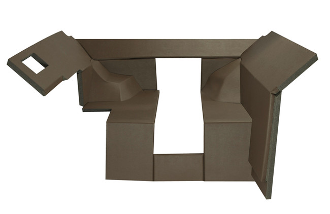 Lower Upholstery Kit for John Deere 50
