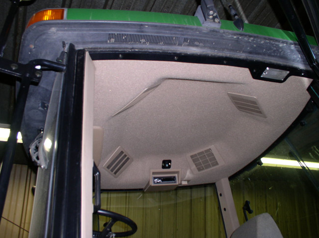 Headliner for John Deere 8000 Series