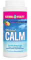 Natural Calm Magnesium Citrate Drink Powder (Lemon Raspberry) - 16 oz