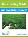Jini's Healing Guide: The Diverticulitis Diet (eBook) - by Jini Patel Thompson