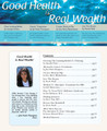 Good Health Is Real Wealth Issue #11 - PDF Format