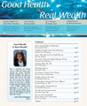 Good Health Is Real Wealth Issue #13 - PDF Format