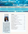 Good Health Is Real Wealth Issue #16 - PDF Format