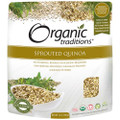 Organic Traditions Sprouted Quinoa 12 oz (340g)