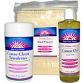 Heritage Products - Castor Oil Pack Kit