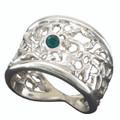 Sea Fan Chasing Ring