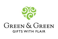 Green & Green heart logo.