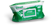 Buy Clinell Universal Hand & Surface Wipes, Pack of 200 (Z6CW200) sold by eSuppliesMedical.co.uk